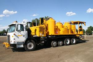 Plural Component Trucks